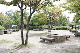 南港中央公園バーベキュー広場